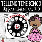 Telling Time Bingo: Telling Time Game