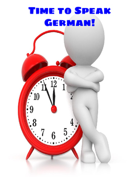 German: Time to Speak German - Deutsch