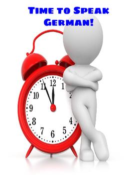 German: Time to Speak German - Deutsch