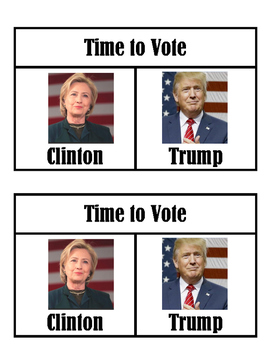 Time to Vote 2016