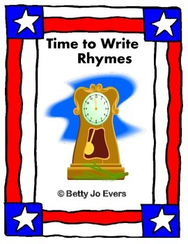 Time to Write Rhymes
