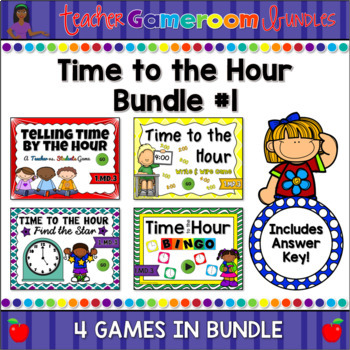 Time to the Hour Bundle #1