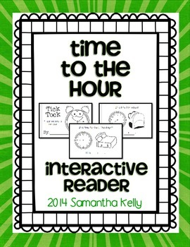 Time to the Hour Interactive Reader
