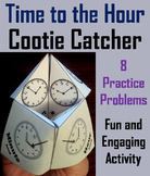 Telling Time to the Hour Activity