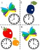 Time to the Hour The Very Hungry Caterpillar Theme Print a