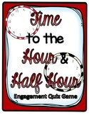 Telling Time to the Hour and Half Hour High Engagement