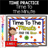 Time to the Minute - Find the Star - Powerpoint Game