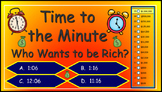 Time to the Nearest Minute Power Point Millionaire Game