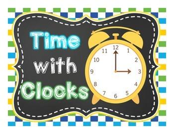 Time with Clocks: Analog and Digital
