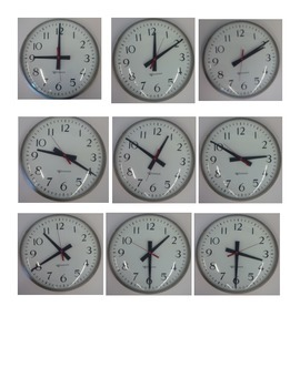 Time with real clocks