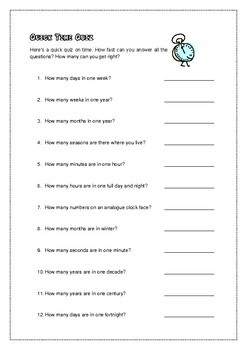 time  life skills math worksheets by real world education resources time  life skills math worksheets