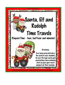 Time:Elapsed Time: Santa's Time Travel