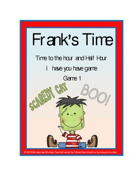 Time:Franks Time/Frankenstein  Game One