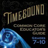 Timebound Novel Common Core Guide grades 7-10