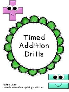 Timed Addition Drills