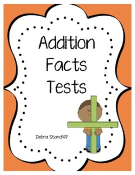 Timed Addition Facts Tests