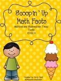 Timed Test Addition and Subtraction-Mad Minute Tests and Incentive Data Tracking