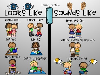 Timed Slides For Your Class Literacy Stations