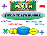 Timed Tests and Time-Saving Answer Keys BUNDLE!