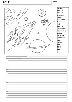 Timed Writing Activity Prompts