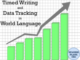 Timed Writing and Data Tracking for World Language