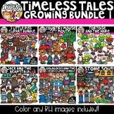 Timeless Tales Clipart Growing Bundle {Phonics Clipart}