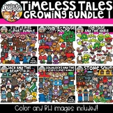 Timeless Tales Clipart Growing Bundle {Reading Clipart}