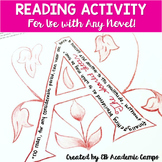Reading Activity for Any Novel