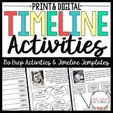 Timelines: No-Prep Activities
