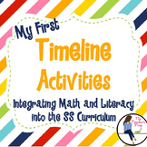 Timeline Activities for Math and Literacy Standards