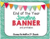Timeline Banner and Printables