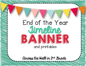 Timeline Banner and Printables