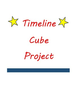 Timeline Cube Project
