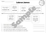 Timeline Exercise - Lebron James