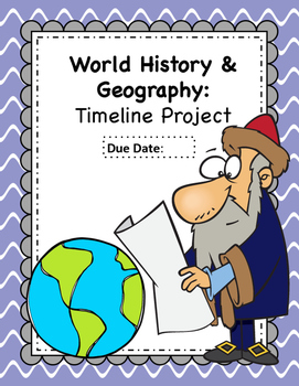 Timeline Final Project - World History