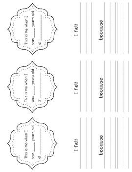 Social Studies Timeline Flipbook