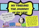 Timeline Fun activity! The journey of my life