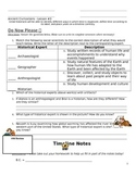 Timeline Intro Lesson
