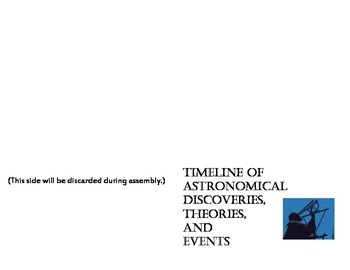 Timeline Project - Astronomy