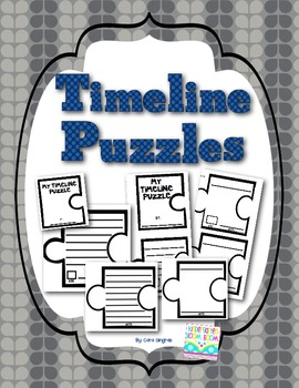 Timeline Puzzles - Teaching Timelines