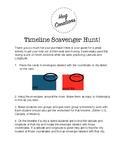 Timeline Scavenger Hunt