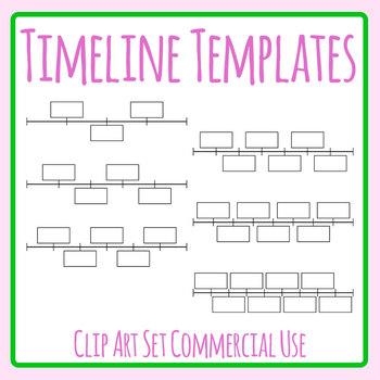 timeline templates teaching resources teachers pay teachers