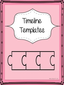 Timeline Templatespuzzle Writing And Illustrating Rough Draft And
