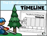 Timeline: The Life of a Christmas Tree {Kindergarten & First Grade} Science