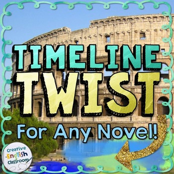 Timeline Twist Project for Any Novel