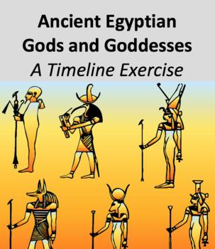 Timeline Worksheet for History; Ancient Egypt, Pharaohs and Kings