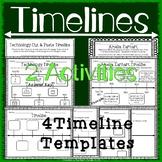 Timeline Worksheets & Templates