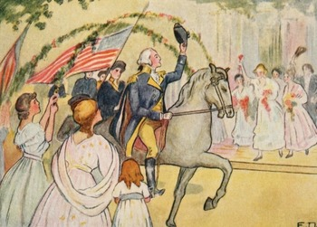 Timeline of American History in Pictures (1492-1914)