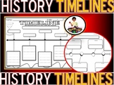 Blank Timeline Templates