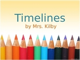 Timelines Powerpoint